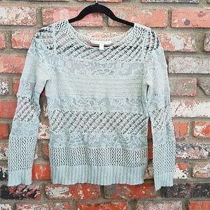 Lauren Conrad long sleeve sweater.
